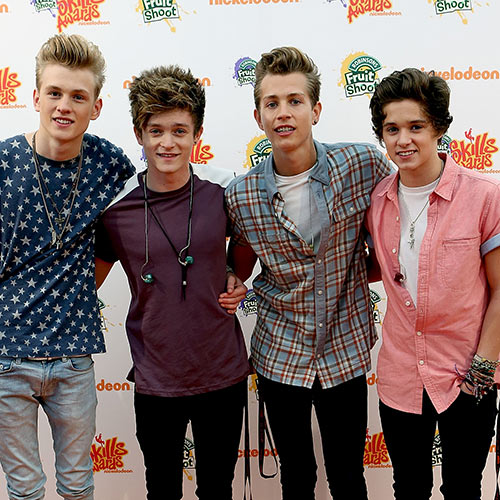 Stars de la Pop answer: THE VAMPS