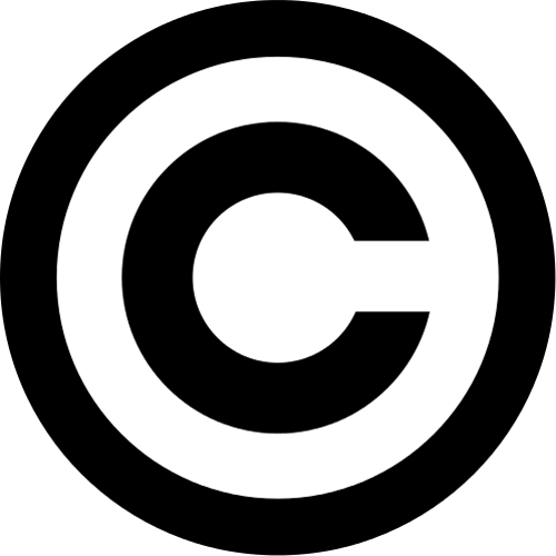 Symboles answer: COPYRIGHT