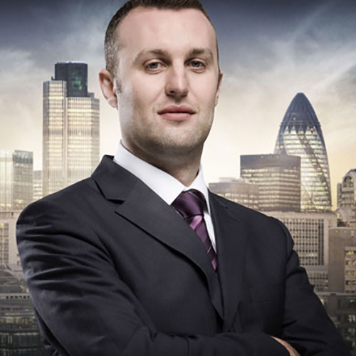 The Apprentice answer: JAMES