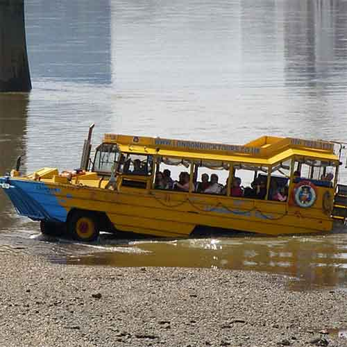 Transports answer: DUKW