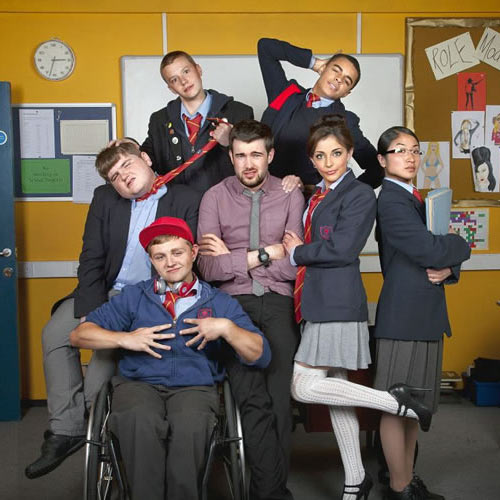TV Shows 2 answer: BAD EDUCATION