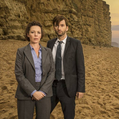 TV Shows 2 answer: BROADCHURCH