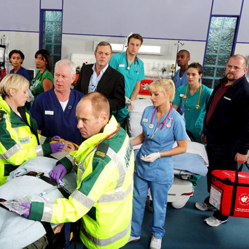 TV Shows 2 answer: CASUALTY