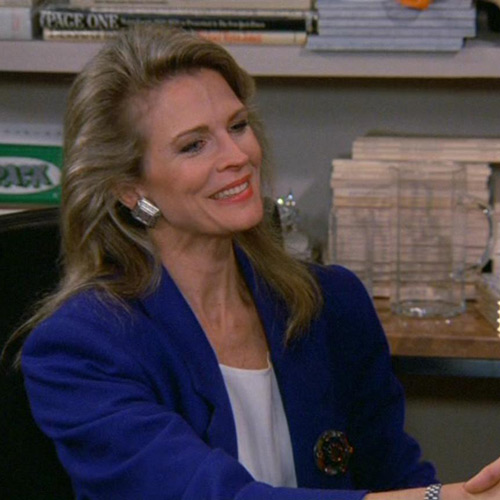 TV Shows 2 answer: MURPHY BROWN