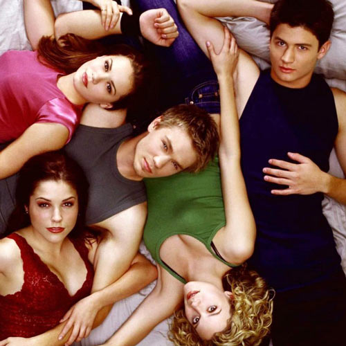 TV Shows 2 answer: ONE TREE HILL