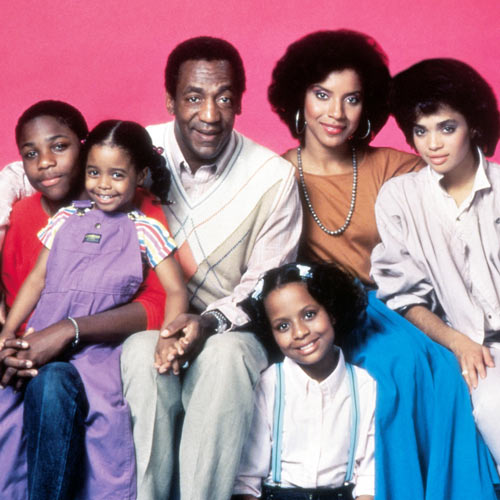 TV Shows 2 answer: THE COSBY SHOW