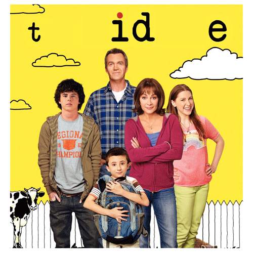 TV Shows 2 answer: THE MIDDLE