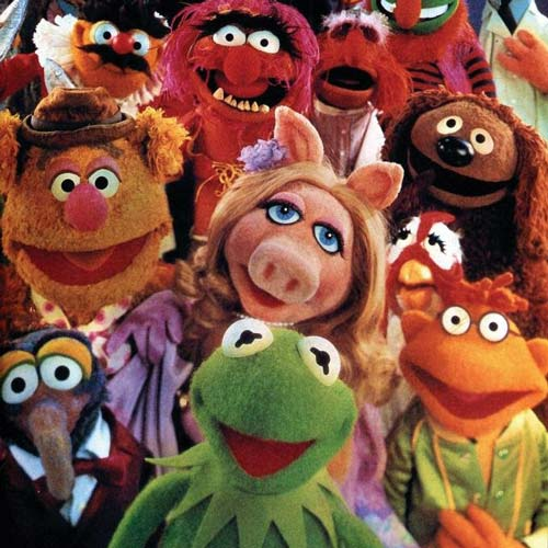 TV Shows 2 answer: THE MUPPETS