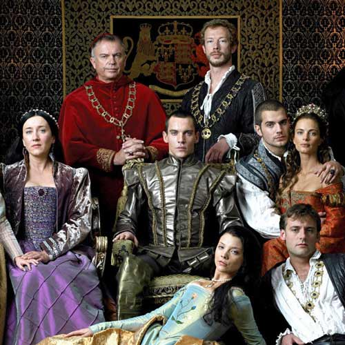 TV Shows 2 answer: THE TUDORS