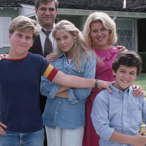 TV Shows 2 answer: THE WONDER YEARS