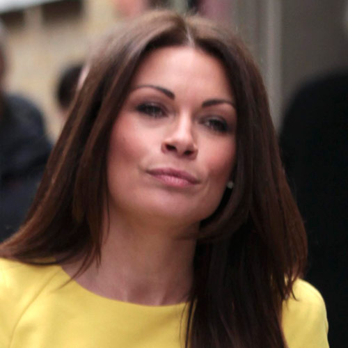UK Soap Stars answer: ALISON KING