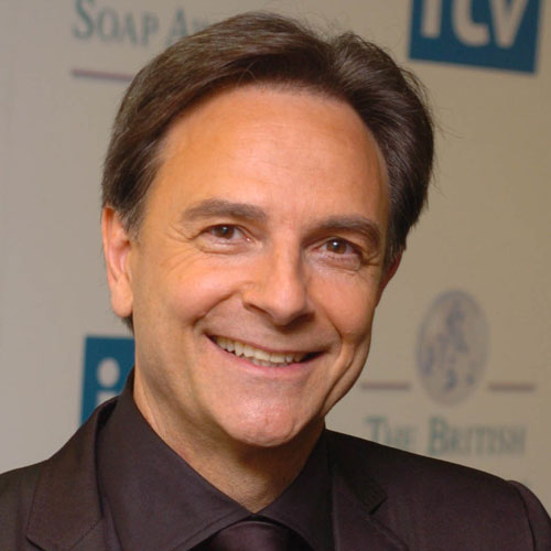 UK Soap Stars answer: BRIAN CAPRON