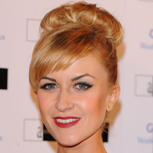 UK Soap Stars answer: KATHERINE KELLY
