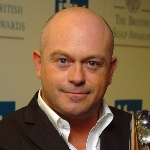 UK Soap Stars answer: ROSS KEMP
