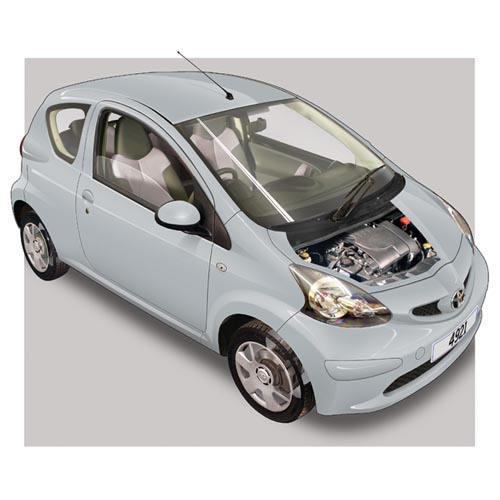 Voitures answer: TOYOTA AYGO