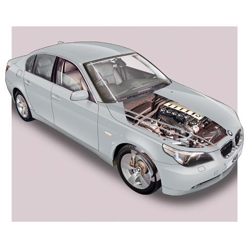 Voitures answer: BMW 5 SERIES