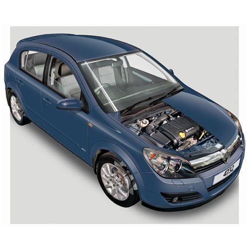 Voitures answer: VAUXHALL ASTRA