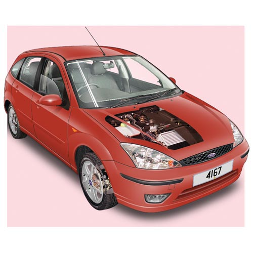 Voitures answer: FORD FOCUS
