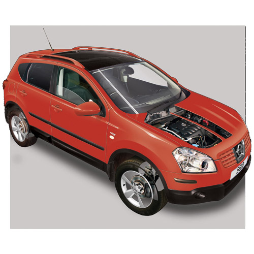 Voitures answer: QASHQAI