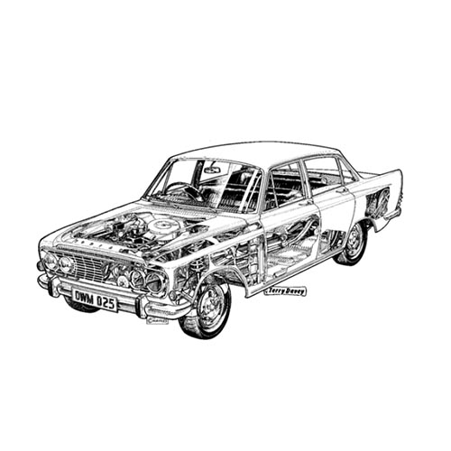 Voitures de collection answer: FORD ZODIAC
