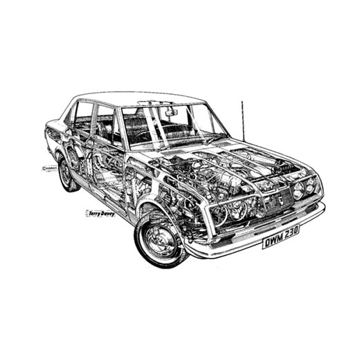 Voitures de collection answer: TOYOTA CORONA