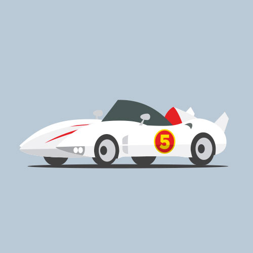 VOITURES STARS answer: SPEED RACER