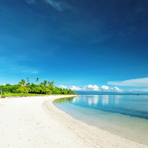 Deserted Island Beach: Desert Island 100 Foto Risposte