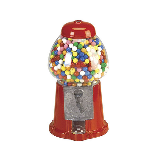 Gadgets answer: GUMBALL MACHINE