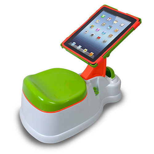 Gadgets answer: IPOTTY